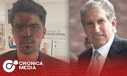 Hijo de Lupita D'Alessio, acusa a Arturo Montiel de golpearlo