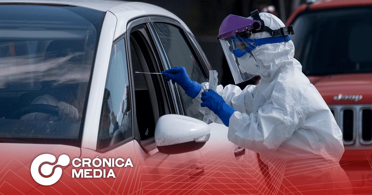 Nuevo León rebasa las 6 mil muertes por coronavirus.