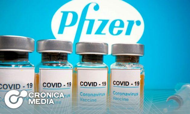 Reino Unido aprueba la vacuna anti-covid de Pfizer