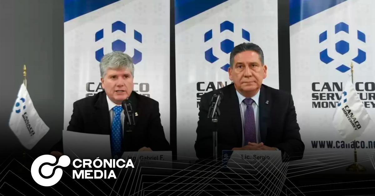 Canaco Monterrey comunica su postura ante 2do Informe de Gobierno