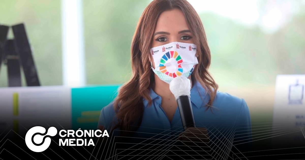Clara Luz Flores pide licencia para buscar candidatura por la gubernatura de Nuevo León