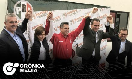 PRI medinista avala candidatura a la gubernatura de Adrián de la Garza