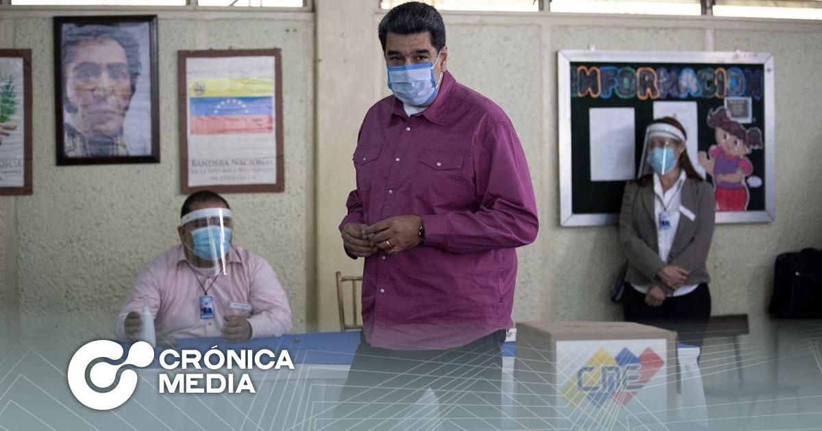 Venezuela: Maduro realizó elecciones parlamentarias fraudulentas
