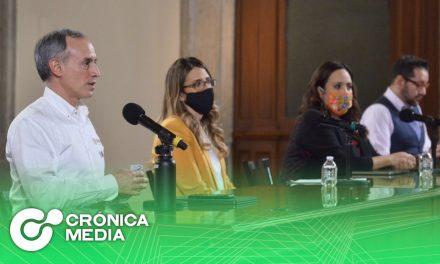 López-Gatell: Se firma convenio con Janssen para vacuna contra Covid