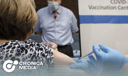Reino Unido advierte reacciones alérgicas de vacuna de Pfizer