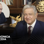 AMLO y Putin pactan vacuna Sputnik V para México