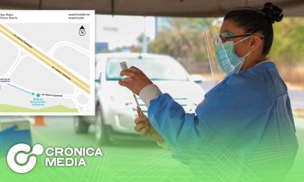 Instalan en San Pedro módulo de vacunación contra influenza