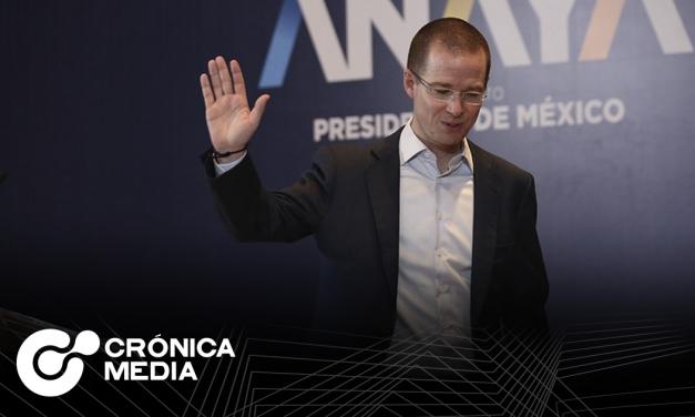 Ricardo Anaya va por la presidencia en 2024