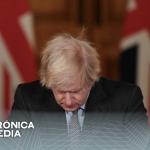 Boris Johnson lamenta las 100 mil muertes por Covid en Reino Unido