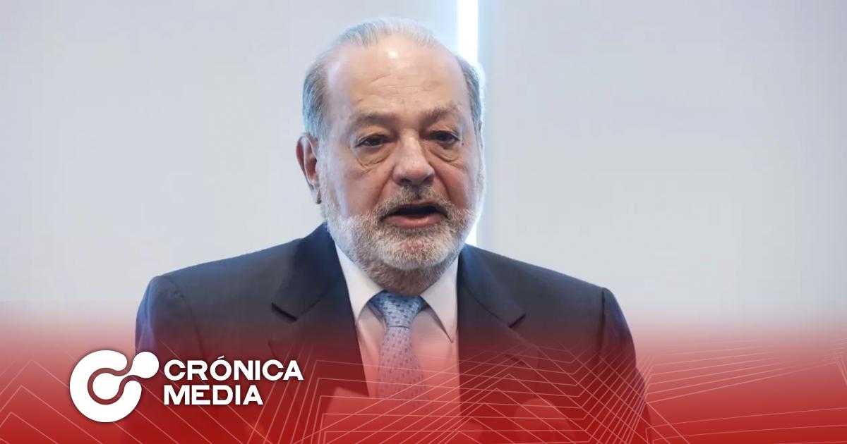 Carlos Slim padece Covid-19