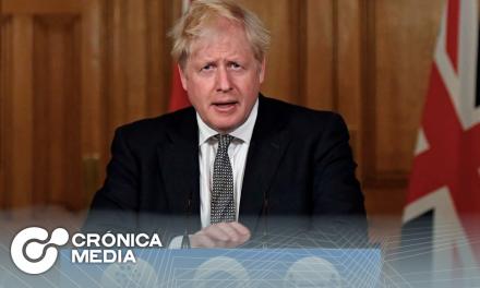 Boris Johnson, anuncia tercer y nuevo confinamiento en Reino Unido