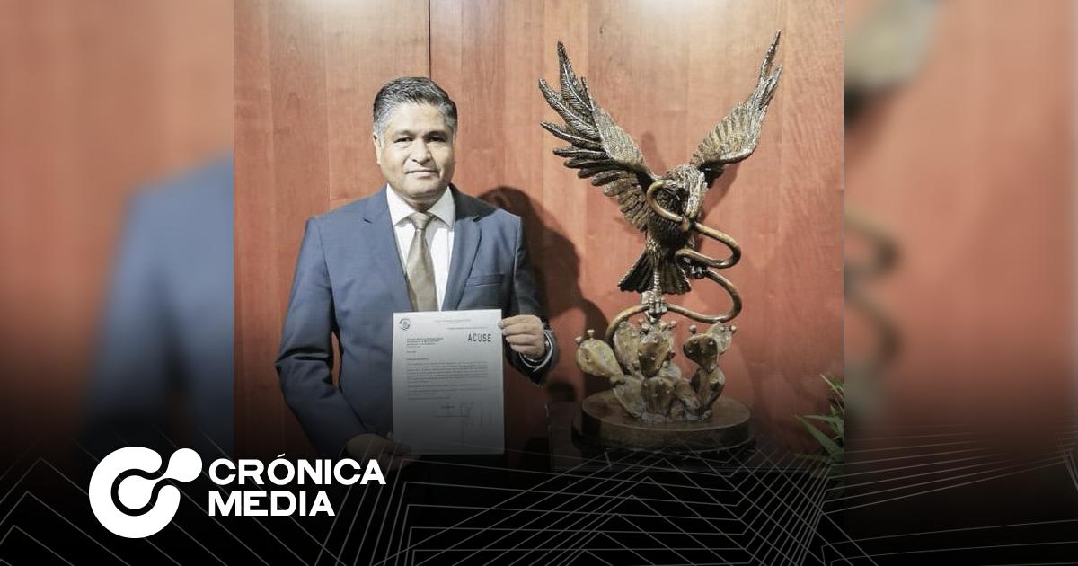 Víctor Fuentes pide licencia temporal