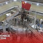 China crea con energía nuclear Sol Artificial