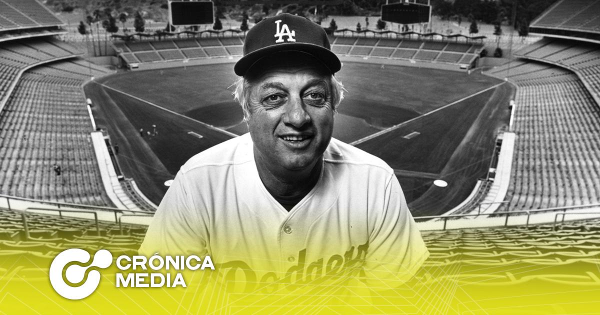 Muere Tommy Lasorda, ex manager de Los Ángeles Dodgers