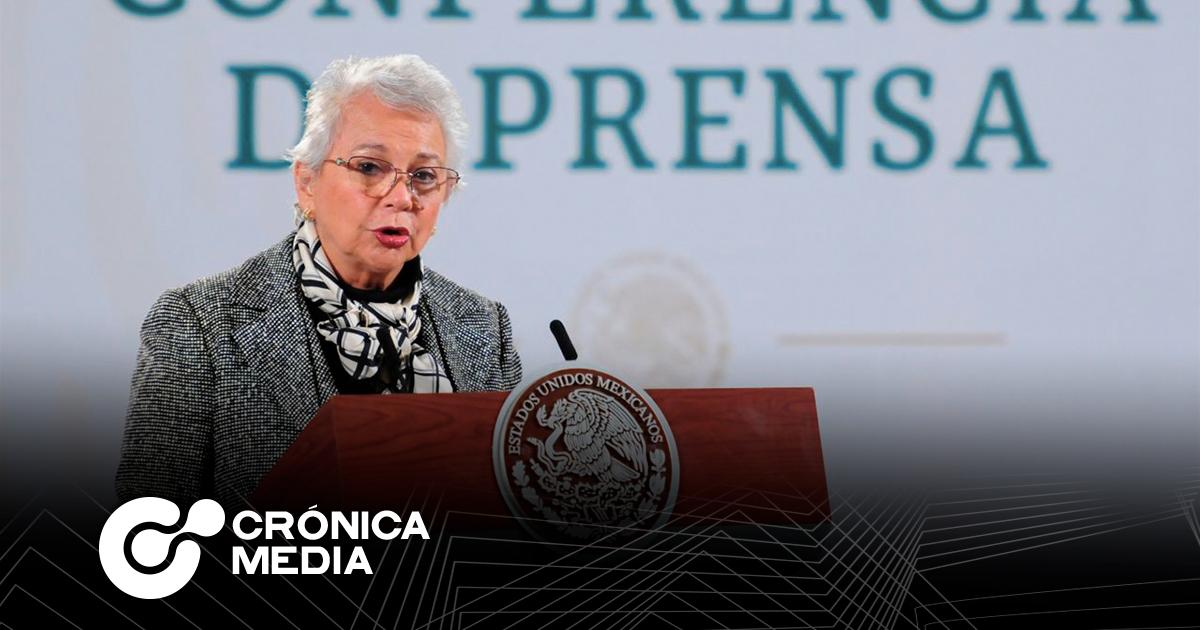 Sánchez Cordero pide agilizar investigación por feminicidio de Mariana