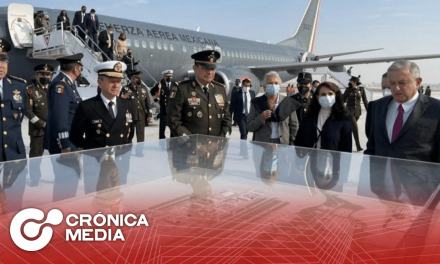 Se inauguró la primera etapa del Aeropuerto de Santa Lucía