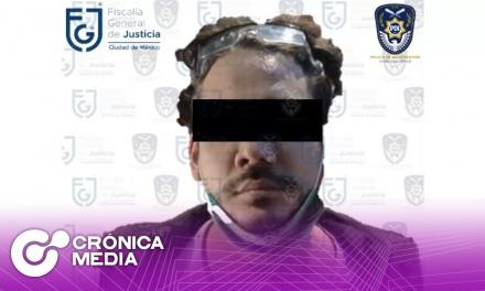 Arrestan por violación al youtuber Rix