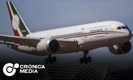 AMLO propone a empresarios que compren avión presidencial