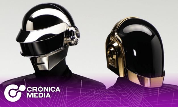 Daft Punk anuncia separación