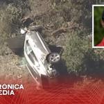 Tiger Woods: hospitalizado tras grave choque automovilístico