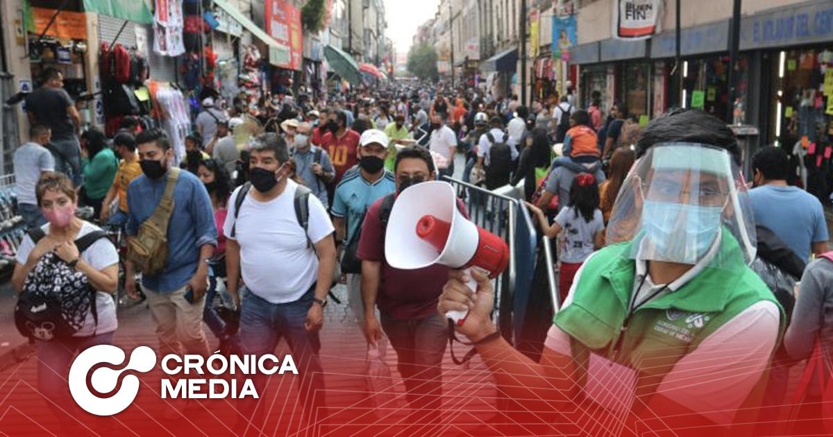 CDMX regresa la próxima semana a Semáforo Naranja
