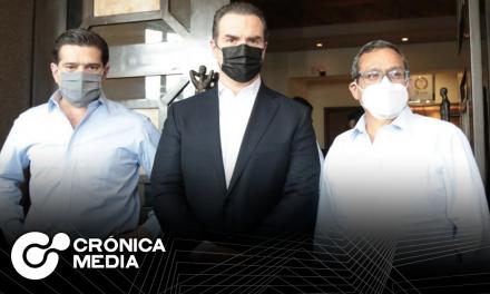 Exgobernador de Guanajuato se suma a equipo de Adrián de la Garza