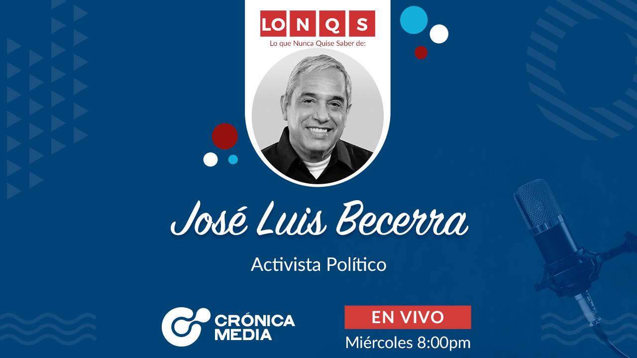 LONQS José Luis Becerra