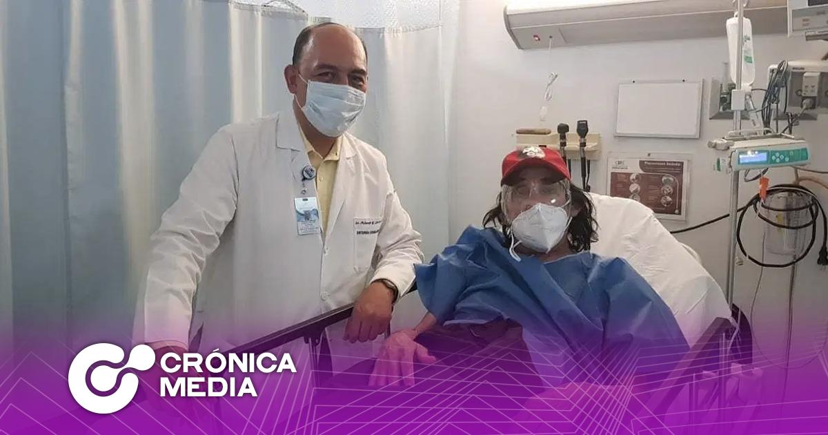 """Pidan por mí"", Cepillín hospitalizado"