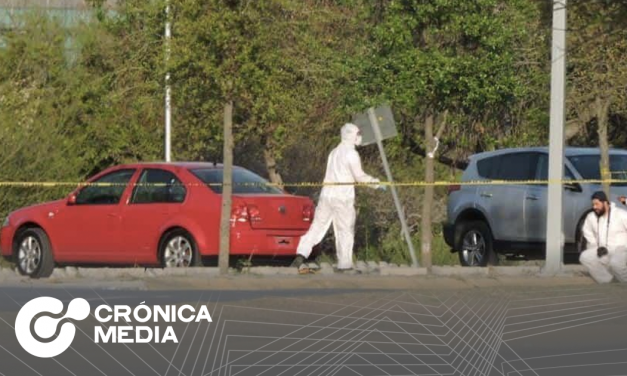 Se identifican los cuerpos encontrados en parque Rufino Tamayo.
