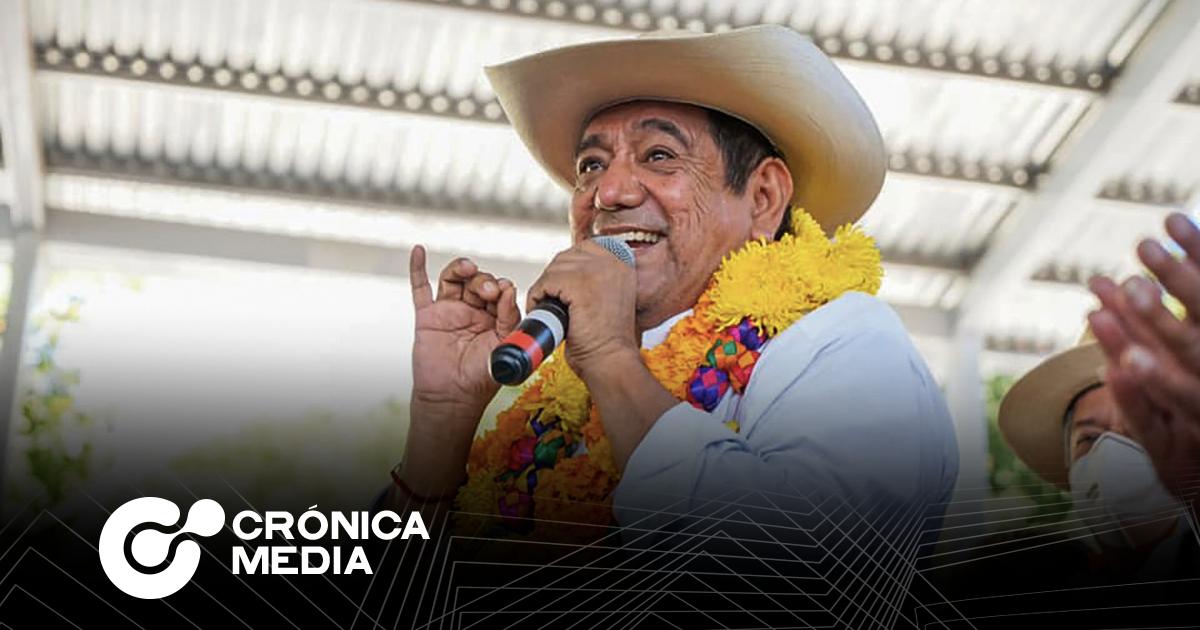 INE retira registro a Félix Salgado a gubernatura de Guerrero