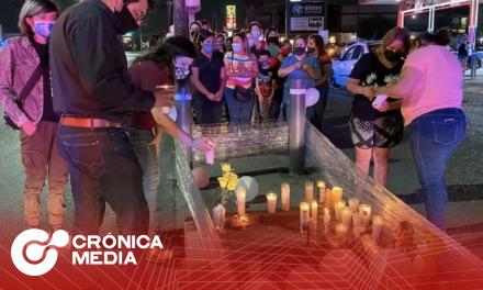 Muerte de hermanitas indigna a Monterrey, exigen justicia