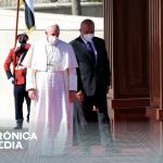 Inicia histórica visita del papa Francisco a Irak