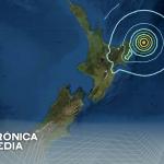Sismo de 7.3 en Nueva Zelanda activa alerta de tsunami