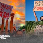 Quintana Roo está de luto por 4 feminicidios seguidos en un fin de semana.