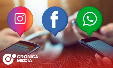 Usuarios reportan caída de WhatsApp e Instagram
