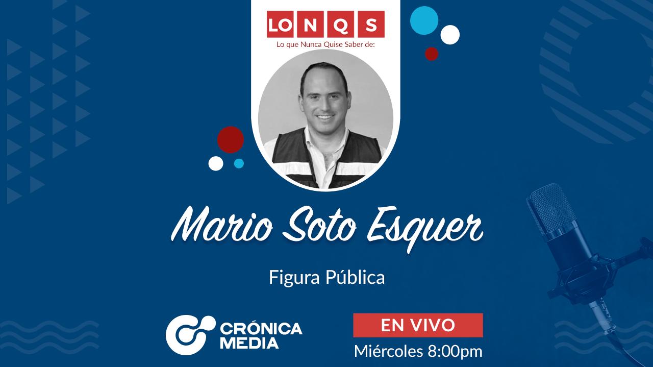 LONQS Mario Soto Esquer