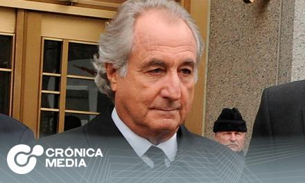 Famoso estafador Bernie Madoff murió en la cárcel