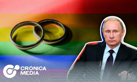 Rusia prohíbe el matrimonio igualitario
