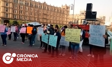 #50MilTabasqueñosAPalacio, manifestación hacia el gobierno federal