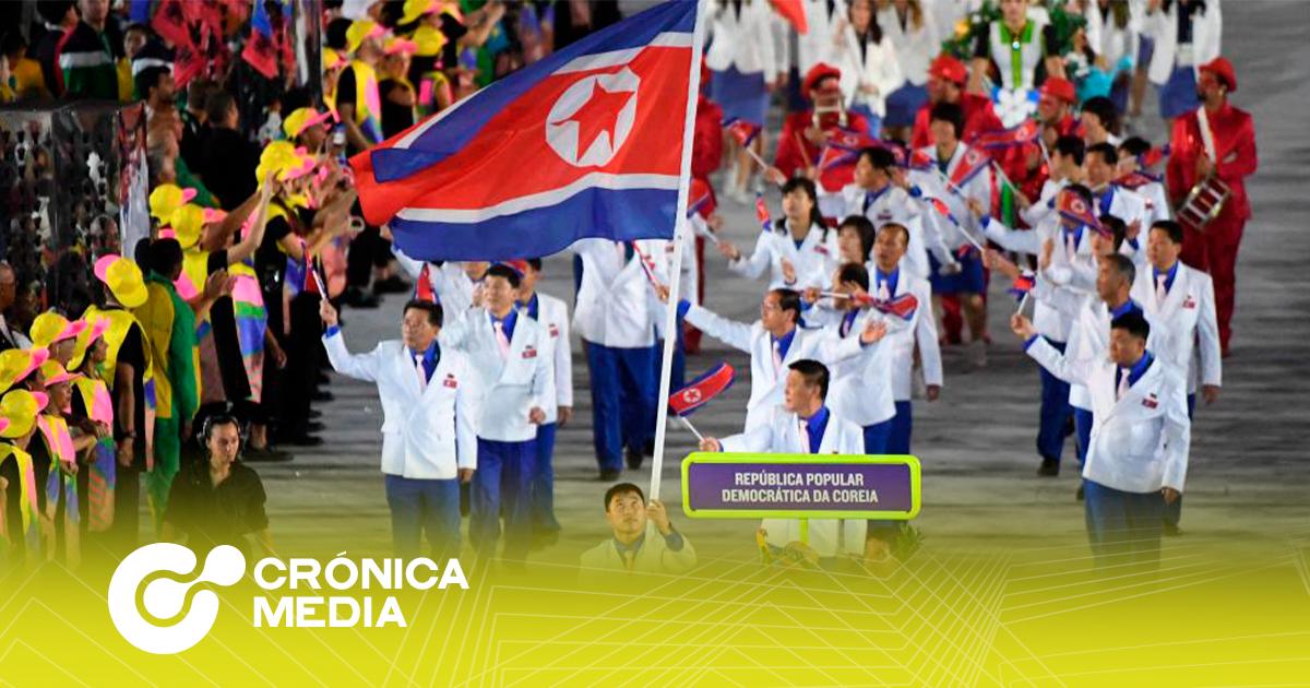 Corea del Norte anuncia que no participará en los juegos olímpicos Tokio 2020