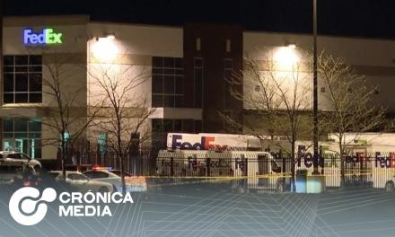 FedEx lamenta tiroteo en almacén de Indianapolis