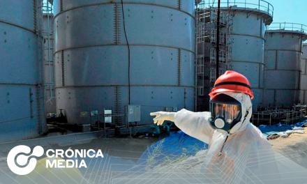 Japón insiste en lanzar agua radiactiva de Fukushima al mar