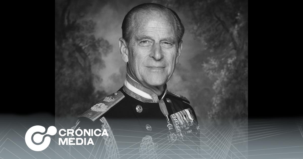 Príncipe Felipe muere a los 99 años