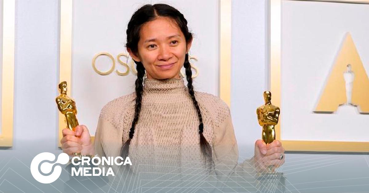 China censuró el éxito de la directora Chloé Zhao