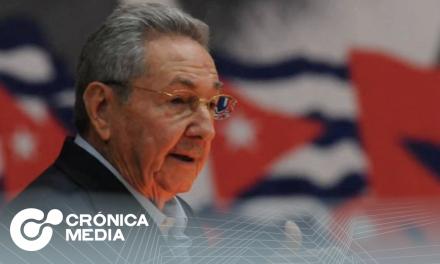 Raúl Castro renuncia como dirigente del Partido Comunista de Cuba