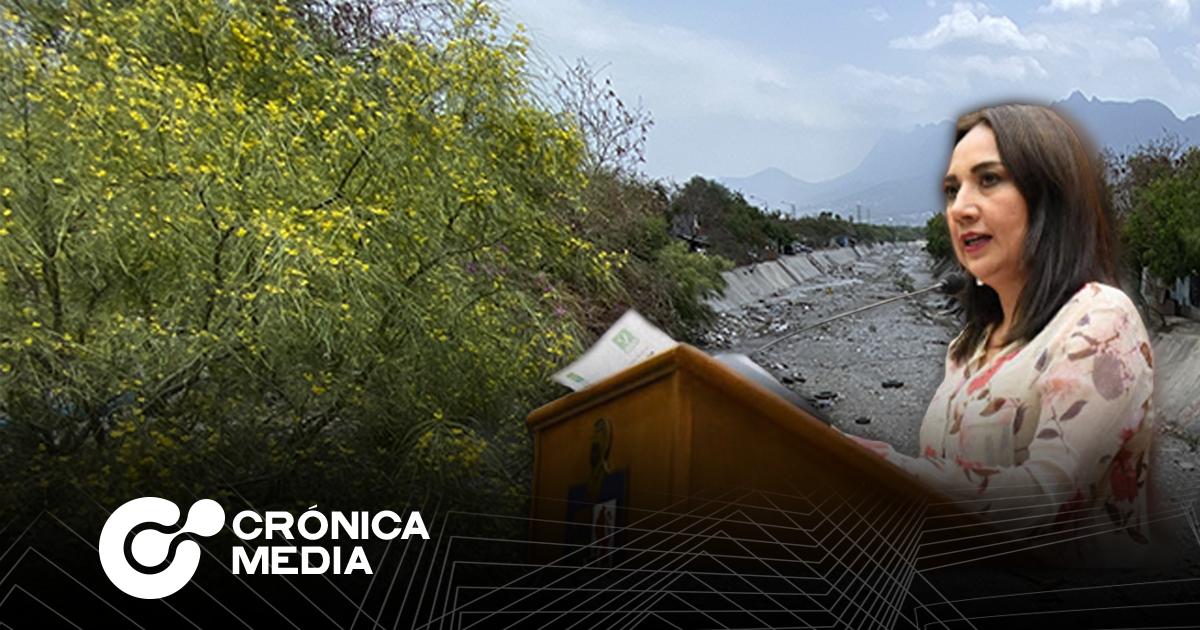 La candidata Ivonne Bustos solicita al congreso que se cumpla la creación de Ley de Gestión Integral de Residuos.