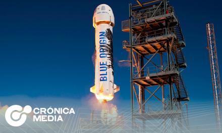 Blue Origin inicia venta de pasajes al espacio