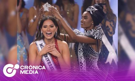 Gana mexicana Miss Universo 2021 – Andrea Meza