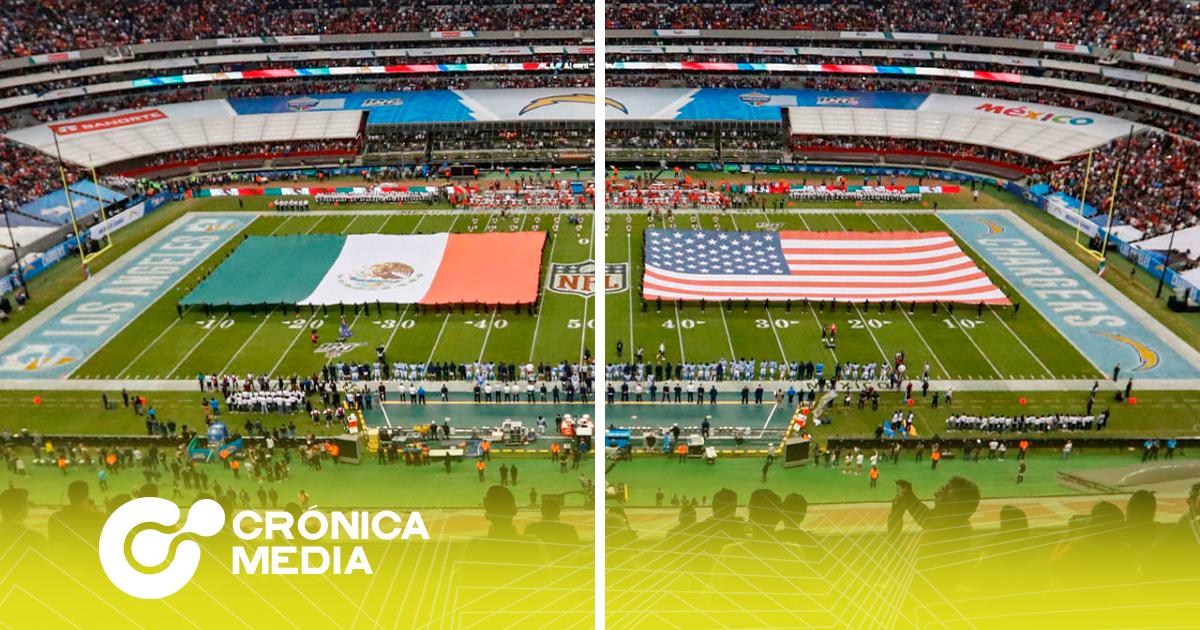 NFL rechaza a México por manejo de Covid-19.