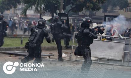 ¿Qué esta pasando con la represión en Colombia?